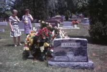 GrandmaAdamsGrave
