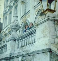 Teresa and Jean