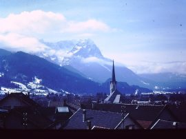 Garmisch March 12, 1978