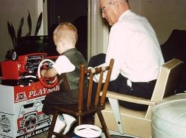 Grandpa Adams 1962
