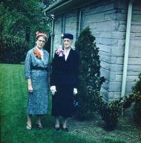 Edith, Lena Adams