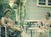Mom, Me, Mamie
